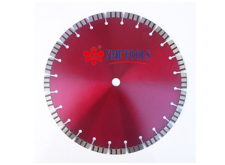 TURBO 12 Inch  7 Inch Diamond Blade 1 Inch Arbor Or 50 Mm  For Brick Wall Cutting